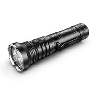 Lampe de poche WUBEN P26 500 Lumens 2 en 1 UV+Blanc