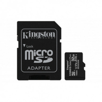 Micro SDHC KINGSTON Canvas Select 32 Go Class 10
