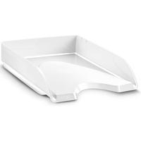 Corbeille à courrier CEP Gloss 24x32cm Blanc
