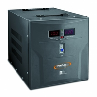 Régulateur de tension INFOSEC R2 Pro 10 KVA