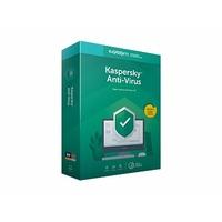 Kaspersky Anti-virus 2020 1 an 1 Pc