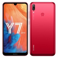 """Smartphone HUAWEI Y7 2019 6,26"""" 4G Rouge"""