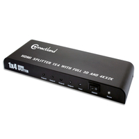 Splitter HDMI CONNECTLAND 4 ports 4K
