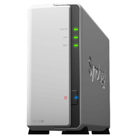 NAS SYNOLOGY DiskStation DS120j 1 Baie