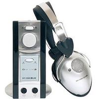 Casque avec amplificateur 5.1 Hit-Videolab