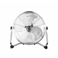 Ventilateur TEAM KALORIK TKG VT 1039 30cm Chrome