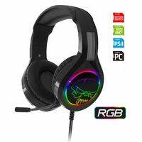 Casque micro SOG Pro-H8 RGB Rainbow Filaire