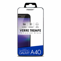 Verre trempé MOOOV pour Samsung Galaxy A40