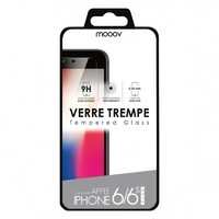 Verre trempé MOOOV pour APPLE iPhone 6 et 6s
