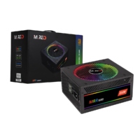 Alimentation ATX Modulaire M.RED 850W 80+ Gold RGB
