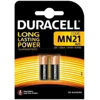 Blister de 2 piles DURACELL Alcalines MN21 12V