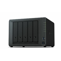 NAS SYNOLOGY DiskStation DS1019+ 5 Baies