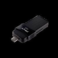 Clé micro USB et USB 3.0 PNY Duo Link OTG 64 Go
