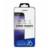 Verre trempé MOOOV pour Samsung Galaxy J6