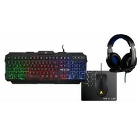 Pack clavier souris G-LAB Combo Argon Evolution