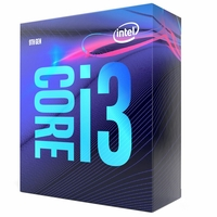 Processeur INTEL Core i3-9100 (1151)