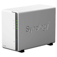 NAS SYNOLOGY DiskStation DS220j 2 Baies