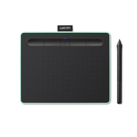 Tablette WACOM Intuos Medium Bluetooth Pistache