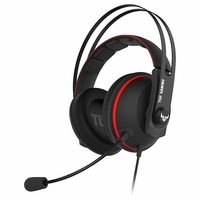 Casque micro ASUS Tuf Gaming H7 Rouge