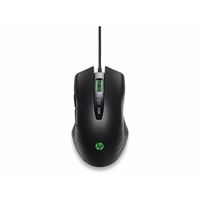 Souris HP X220 Backlit Gaming Mouse