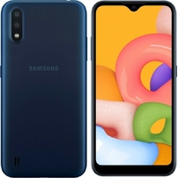 "Smartphone SAMSUNG Galaxy A015F 5,7"" Bleu"