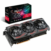 Carte graphique ASUS Radeon RX 5700 Strix 8 Go Gaming