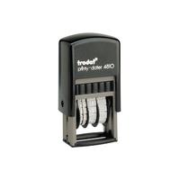 Tampon encreur dateur automatique TRODAT Printy 4810