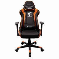 Fauteuil Gaming GIGABYTE Aorus AGC300 Noir Orange