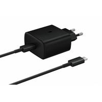 Chargeur SAMSUNG EP-TA845 USB-C Noir