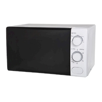 Micro-ondes TEAM KALORIK Solo 20L 700W Blanc