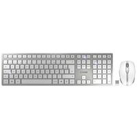 Pack clavier souris CHERRY DW 9000 Slim Sans Fil et Bluetooth