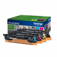 Toner BROTHER TN-243CMYK Multipack