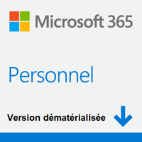 MICROSOFT Office 365 Personnel 1 an (Dém)