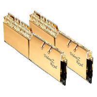 DIMM G.SKILL Trident Z Royal Gold 64Go (2x32Go) DDR4 3200MHz