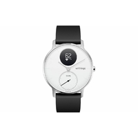 Montre connectée Withings Steel HR Sport Blanc 36mm