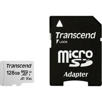 Micro SDXC TRANSCEND 300S 128 Go Class10 V30