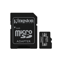 Micro SDHC KINGSTON Canvas Select Plus 16 Go Classe 10