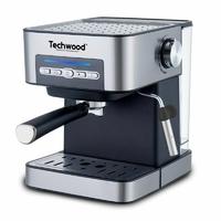 Cafetière Expresso inox TECHWOOD TCA-170EX 850W