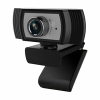 Webcam WE CONNECT Full HD 1080p