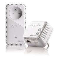 CPL DEVOLO 9255 DLAN 500 Wi-Fi Starter Kit