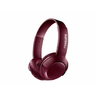 Casque micro PHILIPS SHB3075RD Bluetooth Rouge