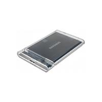 Boitier externe USB 3.0 Transparent pour HDD et SSD 2.5 SATA