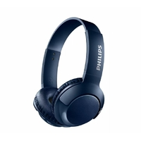 Casque micro PHILIPS SHB3075BL Bluetooth Bleu