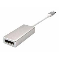 Adaptateur MCL USB-C Mâle vers DisplayPort Femelle 16cm