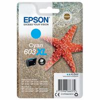 Cartouche d'encre EPSON 603 XL Cyan