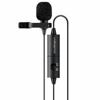 Microphone VOLKANO Clip Pro Series 3.5mm