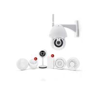 Kit de sécurité CALIBER Home Security Set De Luxe