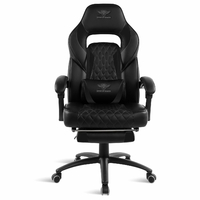 Fauteuil Gaming SOG Mustang Noir