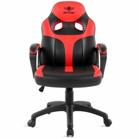 Fauteuil Gaming SOG Fighter Junior Noir Rouge