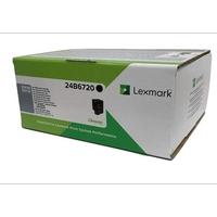 Toner LEXMARK 24B6720 Noir